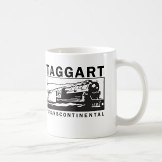 Taggart Transcontinental Classic White Coffee Mug