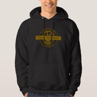 Taggart Transcontinental Men's Hoodie Black