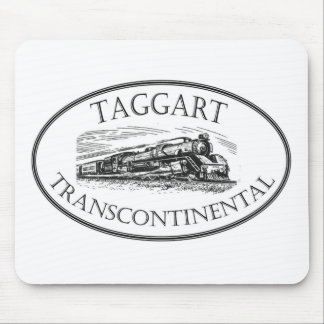 Taggart Transcontinental Mouse Pad