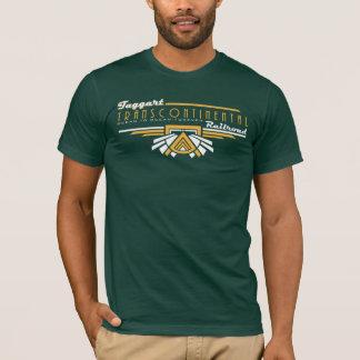 Taggart Transcontinental Railroad- Atlas Shrugged T-Shirt