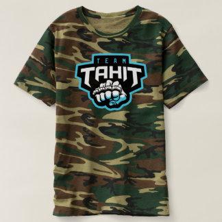 Tahit Camouflage T-Shirt Mens
