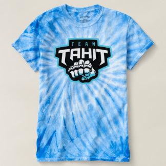 Tahit Cyclone Tie-Dye T-shirt Unisex