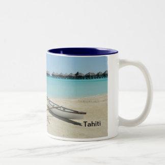 Tahiti Bora Bora Beach Mug