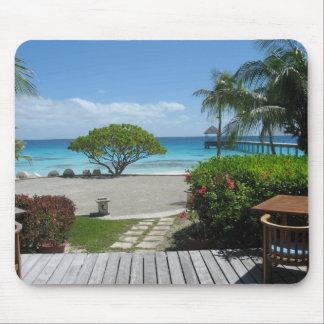 Tahiti Getaway Mouse Pads