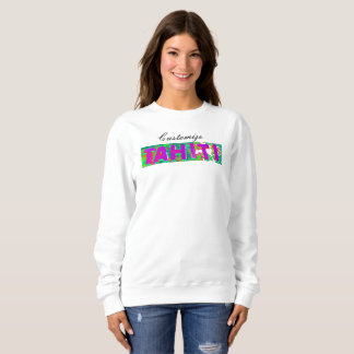 Tahiti Sign Thunder_Cove Sweatshirt