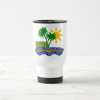 Tahiti State of Mind mug - choose style & color