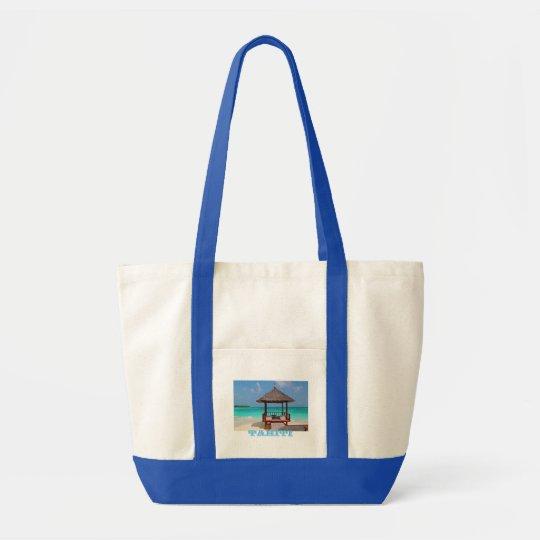 TAHITI TOTE BAG, TAHITI BEACH BAG