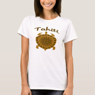 Tahiti Turtle T-Shirt