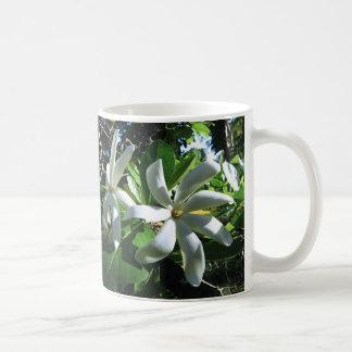 Tahitian Gardenia Coffee Mug