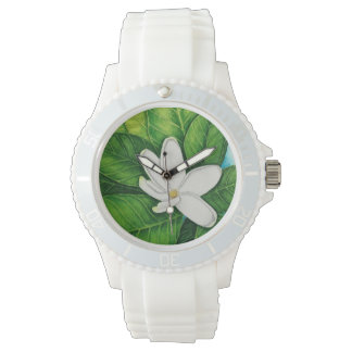 Tahitian Gardenia Watch