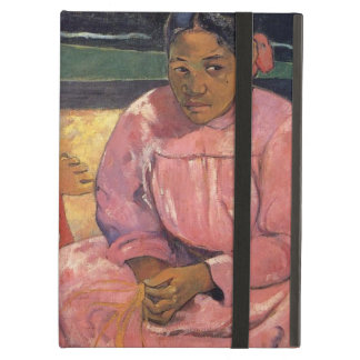 'Tahitian Women on the Beach' - Paul Gauguin iPad Air Cover