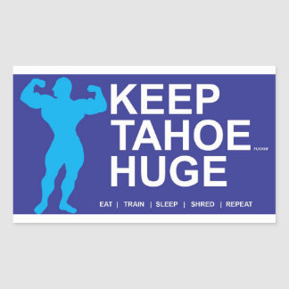 Tahoe Huge Sticker