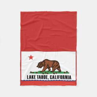 Tahoe Time Fleece Blanket