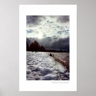 Tahoe Winter , 2003 Poster