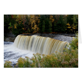 Tahquamenon Falls 2651 Greeting Card