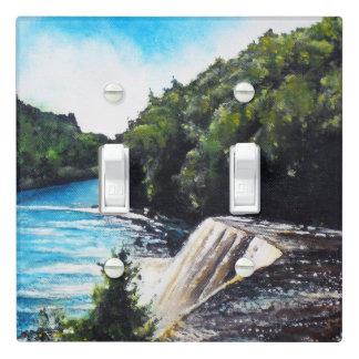 Tahquamenon Falls, Michigan Light Switch Cover