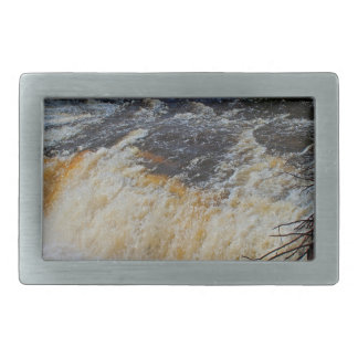 Tahquamenon Lower Falls Belt Buckle