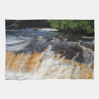 Tahquamenon Lower Falls II Towels
