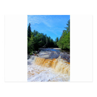 Tahquamenon Lower Falls III Postcard