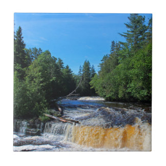 Tahquamenon Lower Falls IV Tile