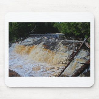 Tahquamenon Lower Falls Mouse Pad