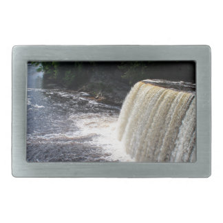 Tahquamenon Upper Falls I Belt Buckles