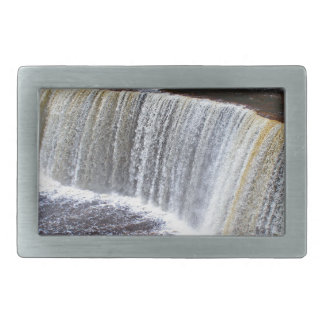 Tahquamenon Upper Falls III Belt Buckle