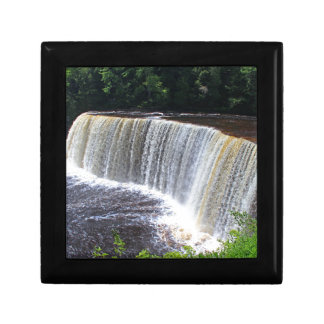 Tahquamenon Upper Falls III Keepsake Boxes