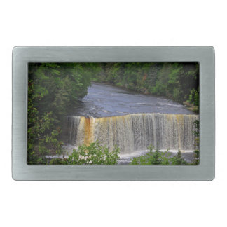Tahquamenon Upper Falls IV Belt Buckle