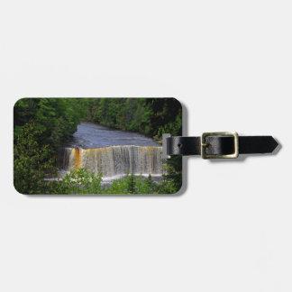 Tahquamenon Upper Falls IV Luggage Tag