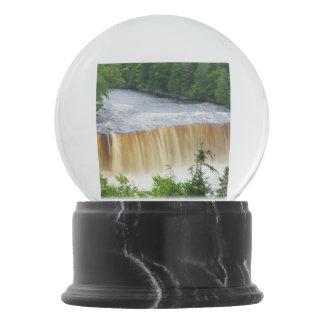 Tahquamenon Upper Falls Snow Globe