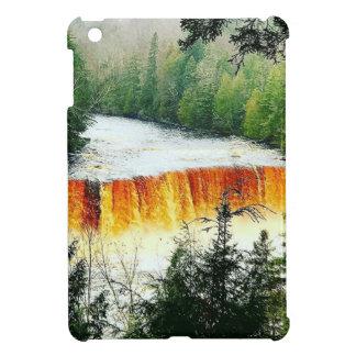 Tahquamenon Upper Falls Upper Peninsula Michigan iPad Mini Case