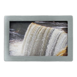 Tahquamenon Upper Falls V Belt Buckles