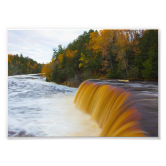 Tahquemenon Falls, Michigan Photo Print