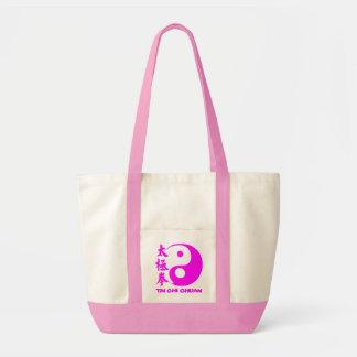 Tai Chi Bag Pink