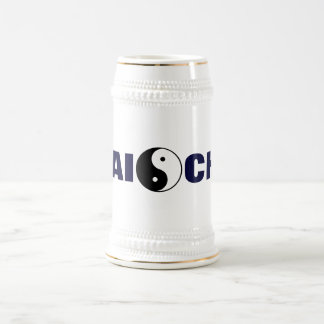TAI  CHI BEER STEIN