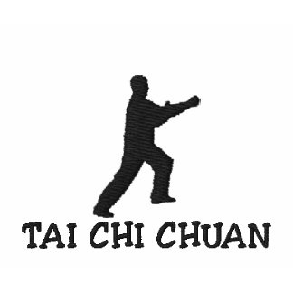 Tai Chi Chuan Embroidered