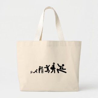 Tai Chi Chuan Large Tote Bag