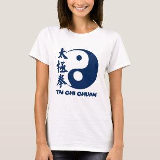 Tai Chi Chuan Woman T-shirt