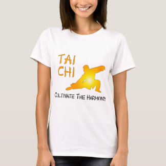 Tai Chi - Cultivate The Harmony T-Shirt