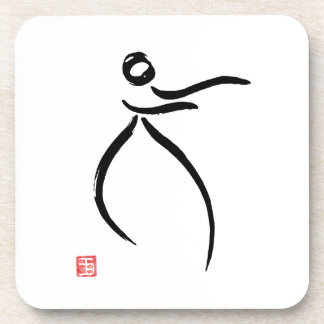 Tai Chi Flow Coasters