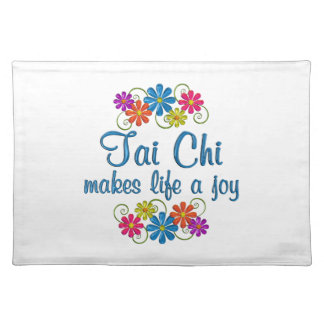 Tai Chi Joy Placemat