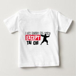 Tai chi martial design baby T-Shirt