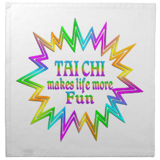 Tai Chi More Fun Napkin