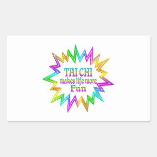 Tai Chi More Fun Sticker