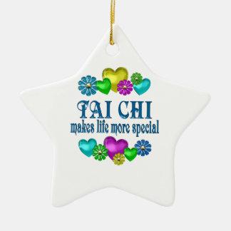 Tai Chi More Special Ceramic Ornament