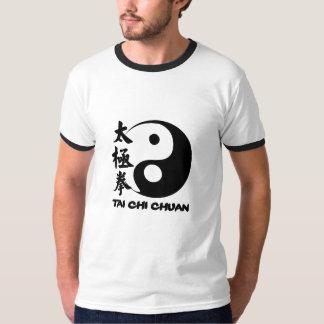 Tai Chi T-shirt will be training 3