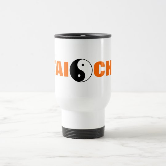 TAI  CHI TRAVEL MUG