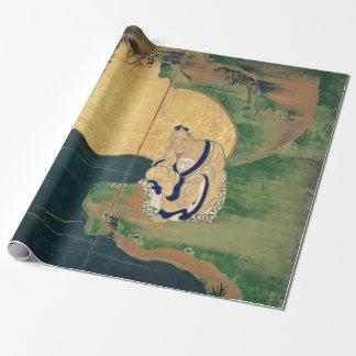 Tai Gong Wang by Ogata Korin Wrapping Paper