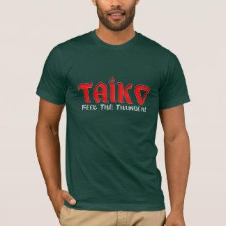 "Taiko ""Feel The Thunder"" T-Shirt"